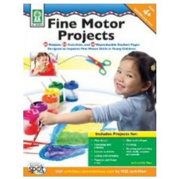 Fine Motor Projects