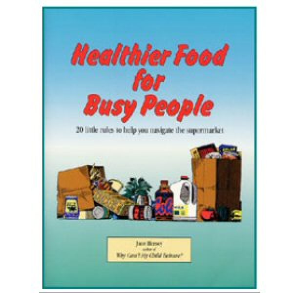 Healthier Food for Busy People