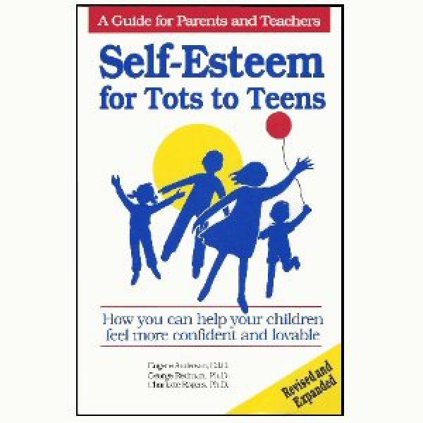 Self-Esteem for Tots to Teens