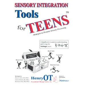 Sensory Integration Tools for Teens: Strategies to Promote Sensory Processing