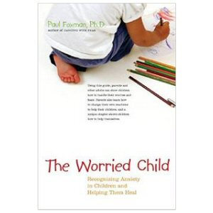 The Worried Child: Recognizing Anxiety in Children