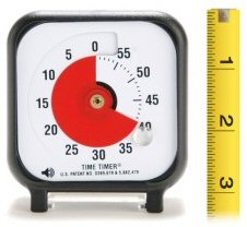 Time Timer, 3-inch diameter