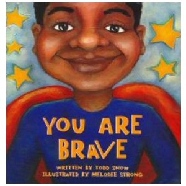 You Are Brave - Softcover