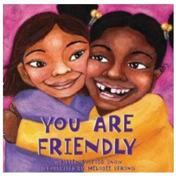 You Are Friendly - Softcover