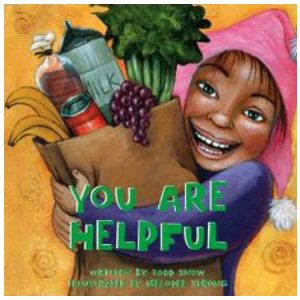 You Are Helpful - Softcover